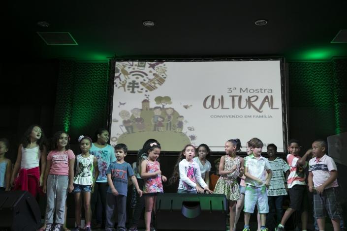 3 Mostra Cultural - Espaço Com Viver