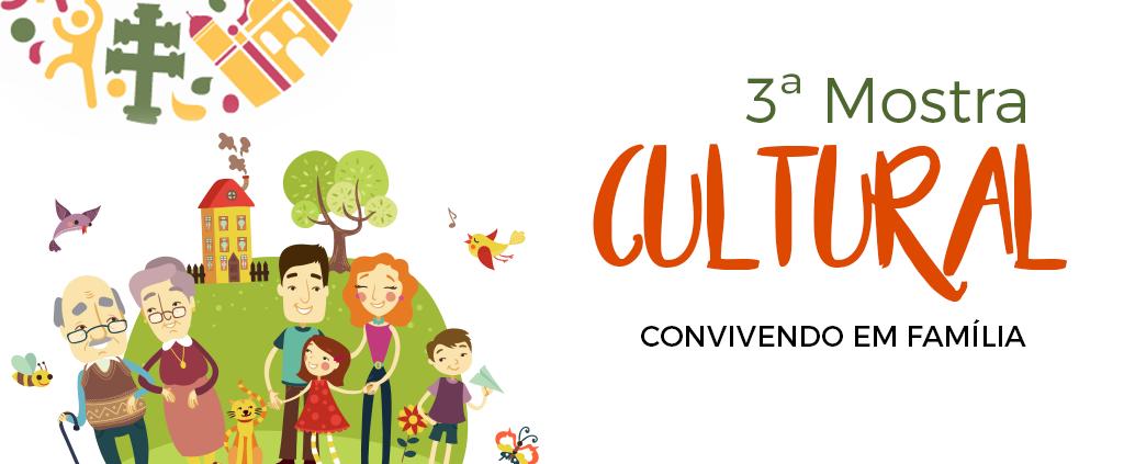 3 Mostra Cultural – Espaço Com Viver